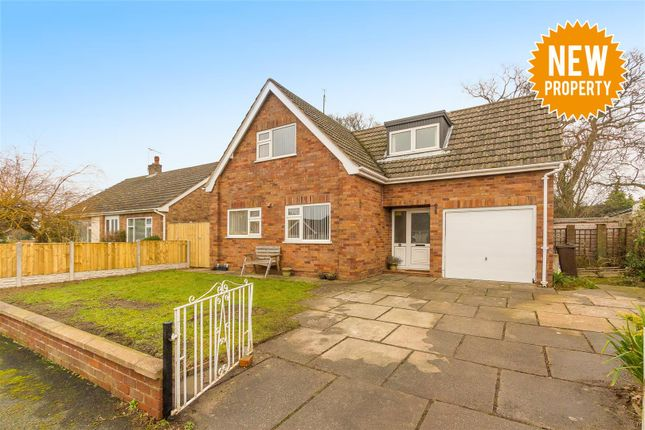 Thumbnail Detached house for sale in Overdale Avenue, Mynydd Isa, Mold