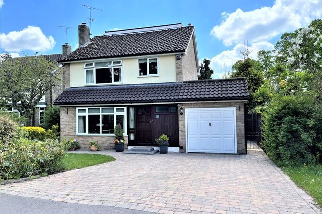 Thumbnail Detached house for sale in Elmbridge, Harlow