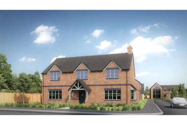 Thumbnail Detached house for sale in Plot 1 52 Sutton Lane, Sutton In The Elms, Broughton Ashley