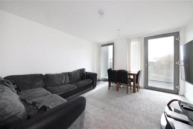 Thumbnail Flat to rent in Meadow Court, 14 Booth Road, Royal Docks, London