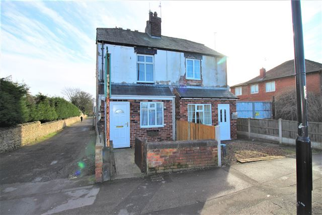 Thumbnail Semi-detached house to rent in Aughton Road, Swallownest, Sheffield