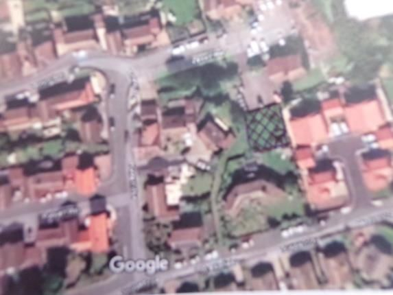 Airiel View of Meadowfields, Whitby, North Yorkshire, . YO21