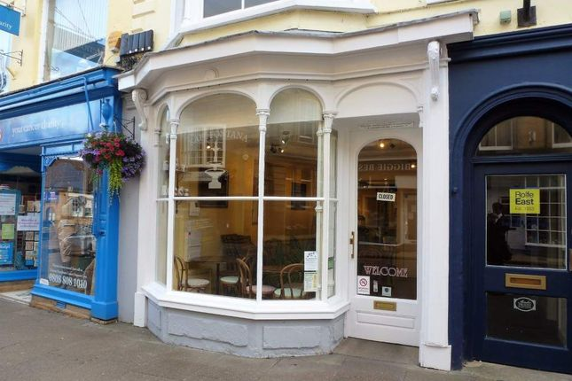 Thumbnail Leisure/hospitality to let in Sherborne, Dorset