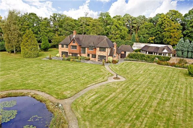 Thumbnail Detached house for sale in Fulmer Rise Estate, Fulmer, Buckinghamshire