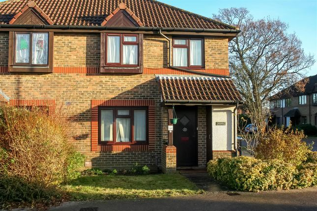 Thumbnail Semi-detached house to rent in Capenors, Burgess Hill