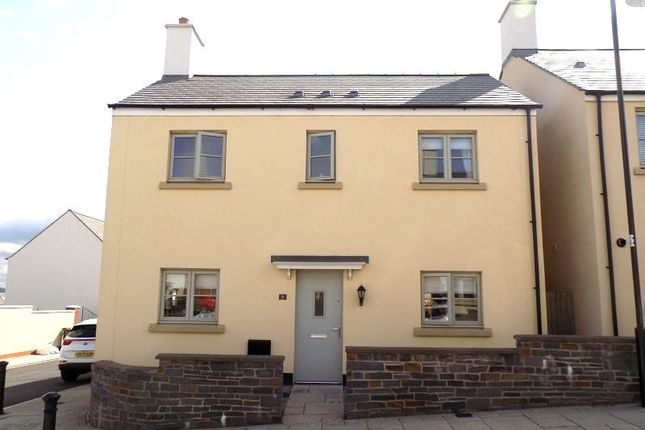 3 bed detached house for sale in Lon Y Grug, Llandarcy, Neath, Neath Port Talbot.