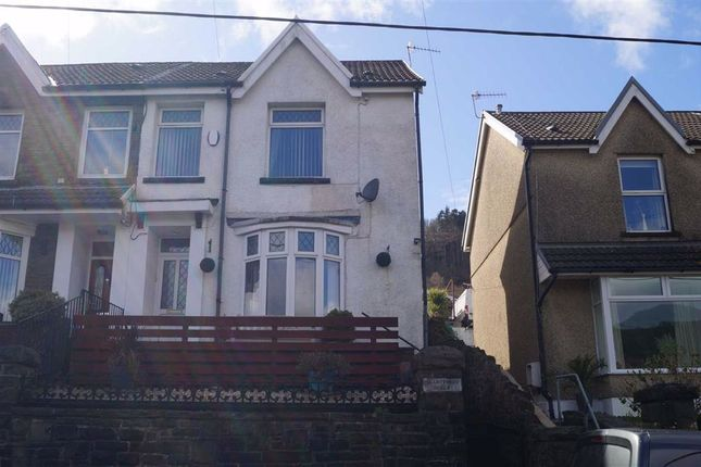 3 bed semi-detached house for sale in Llanwonno Road, Mountain Ash CF45