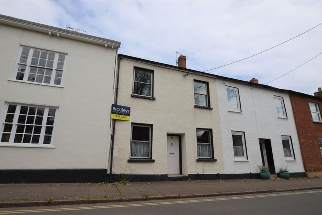 Thumbnail Terraced house for sale in St. Lawrence Green, Crediton, Devon