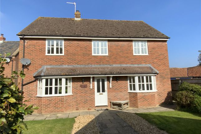 Thumbnail Detached house to rent in Rudge End, 136 High Street, Worton, Wiltshire