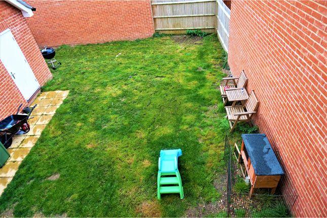 Garden of Copper Close, Eastleigh SO50
