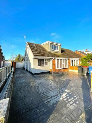 Thumbnail Bungalow for sale in Colesville Avenue, Thornton-Cleveleys