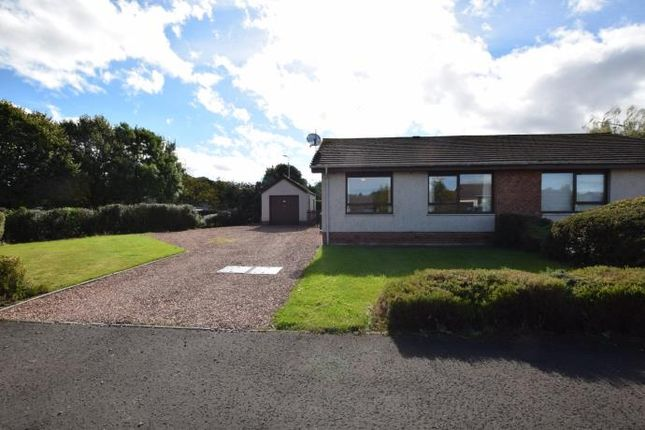 2 bed semi-detached bungalow to rent in Kirkhill Drive, Luncarty, Perth PH1