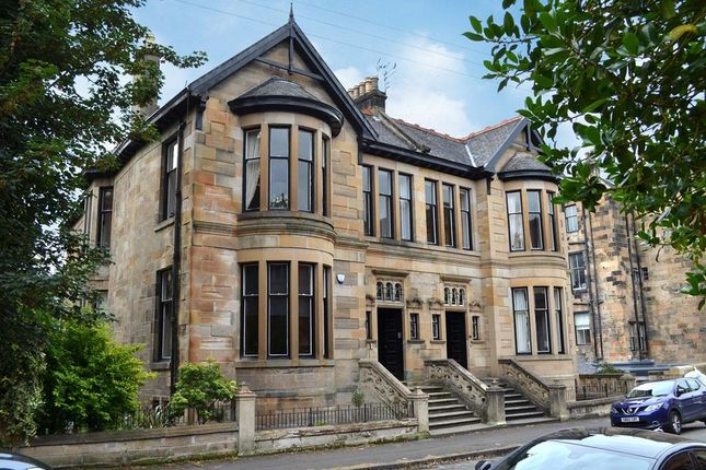 Thumbnail Flat for sale in Lorraine Road, Glasgow