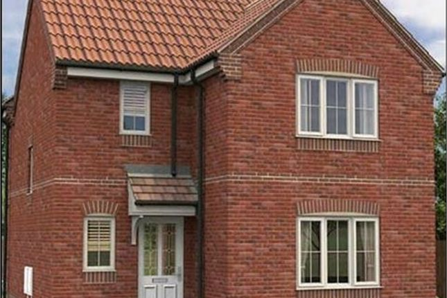 Thumbnail Detached house to rent in Mill Court, Mansfield, Nottinghamshire