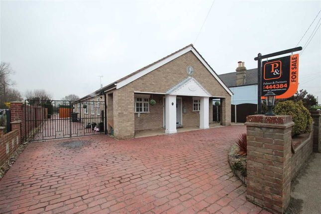 Thumbnail Bungalow for sale in Holland Road, Little Clacton, Clacton-On-Sea