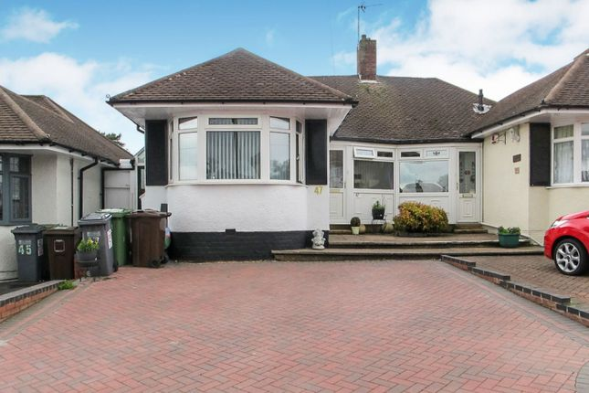 2 bed semi-detached bungalow for sale in Marcot Road, Solihull B92