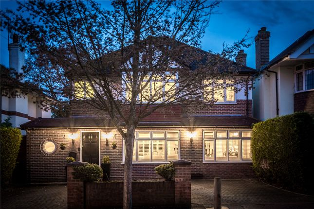 Detached house for sale in Ullswater Crescent, London