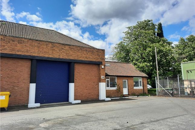 Warehouse to let in Unit 34B, Hartlebury Trading Estate, Hartlebury, Kidderminster, Worcestershire