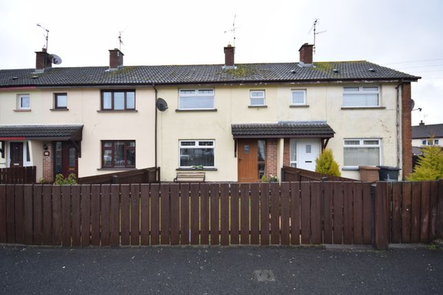 Thumbnail Terraced house for sale in Mossfield Estate, Glenanne, Markethill