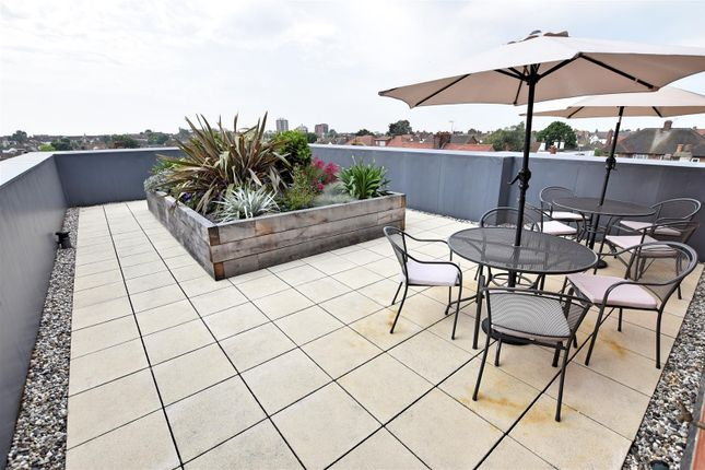 Two Roof Gardens of Cranleigh Drive, Leigh-On-Sea SS9