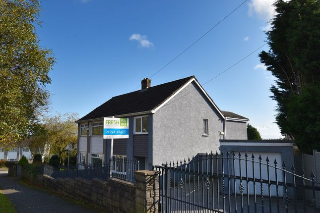 St Johns Road, Manselton, Swansea SA5