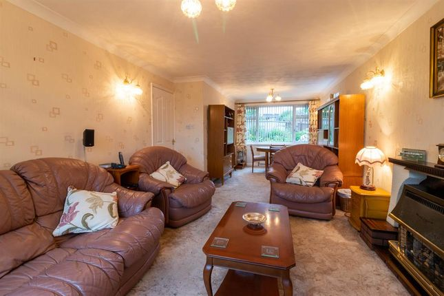 Thumbnail 3 bed detached house for sale in St. Richards Road, Otley