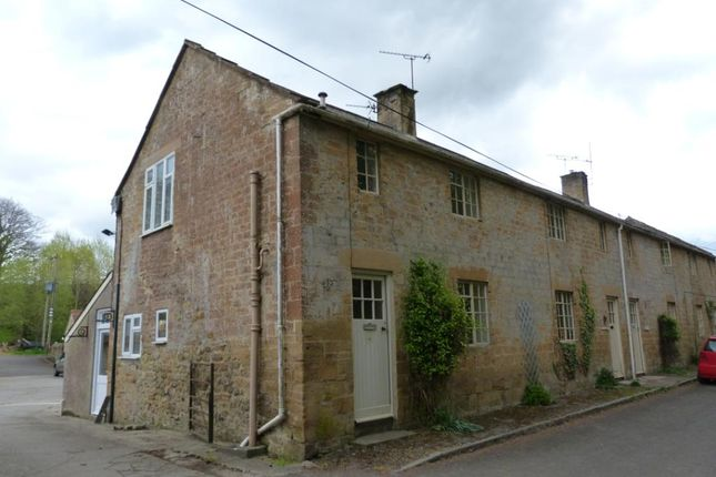 Thumbnail End terrace house to rent in Manor Cottages, Compton Durville, South Petherton, Somerset