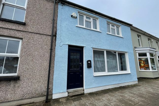 Thumbnail End terrace house for sale in Church Street, Bedwas, Caerphilly