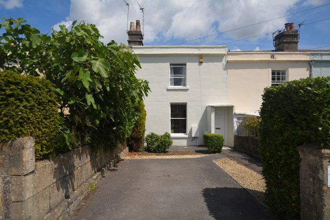 Thumbnail Cottage for sale in Richmond Place, Bath