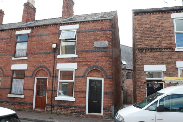 2 bed terraced house for sale in South Street, Chester CH3