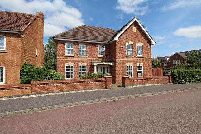 Thumbnail Detached house for sale in Bayham Close, Elstow