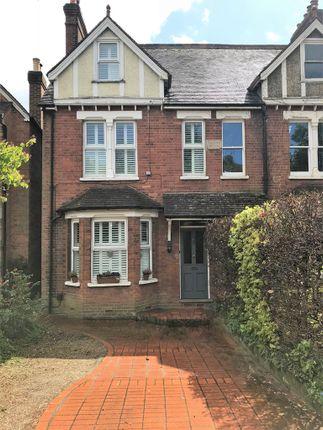 Thumbnail Semi-detached house for sale in Hadlow Road, Tonbridge