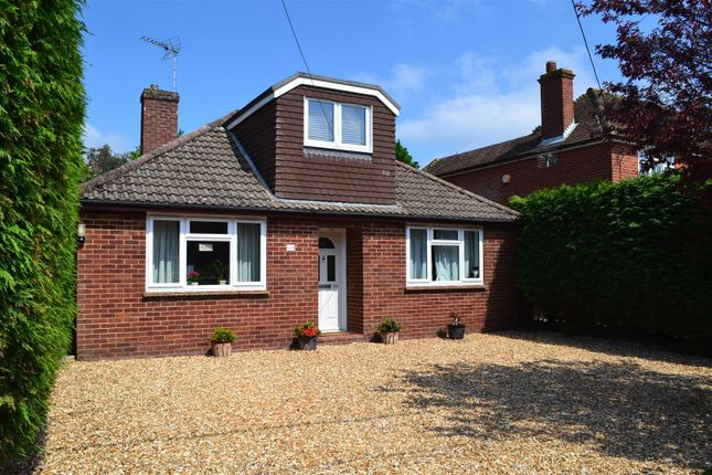 Thumbnail Detached bungalow for sale in Burney Bit, Pamber Heath, Tadley
