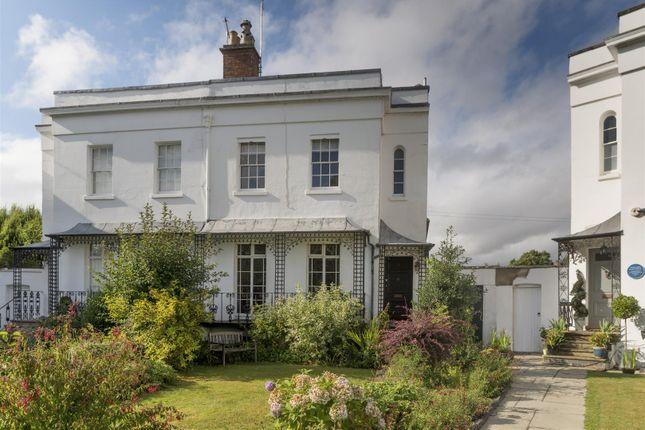 Thumbnail Semi-detached house for sale in Lansdowne Circus, Leamington Spa, Warwickshire