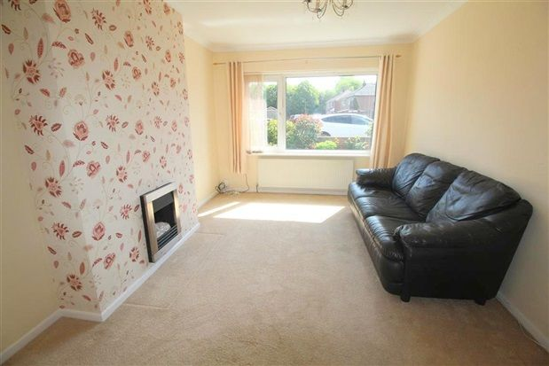 Living Room of St Davids Road, Leyland PR25