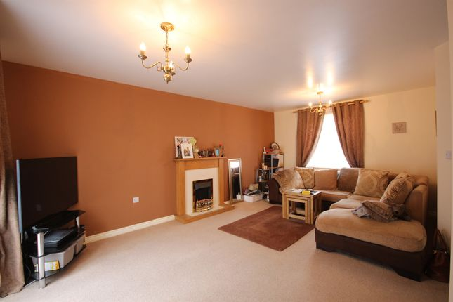 Thumbnail Semi-detached house for sale in Neptune Crescent, Swindon
