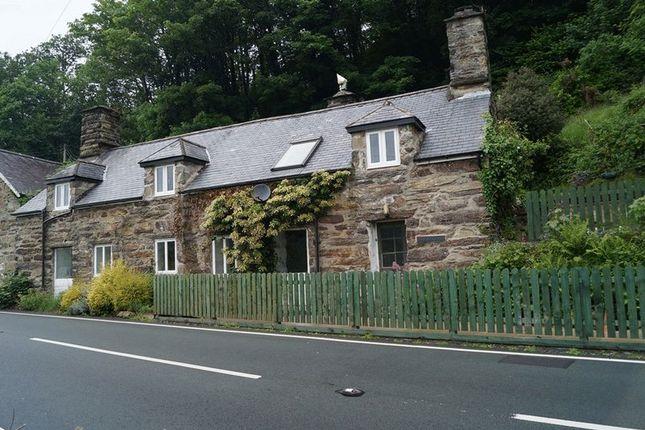 Thumbnail Cottage to rent in Llanelltyd, Dolgellau