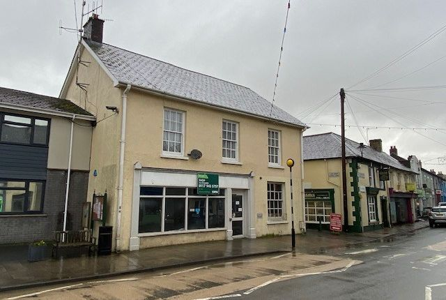 Thumbnail Commercial property for sale in Cawdor Terrace, Newcastle Emlyn