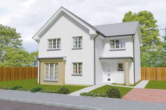 "Thumbnail Detached house for sale in ""The Calder"" at Kilsyth, Glasgow"