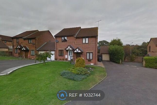 2 bed semi-detached house to rent in Clover Close, Rugby CV23