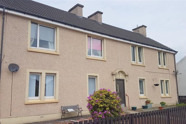 Thumbnail Flat to rent in Main Street, Holytown, Motherwell