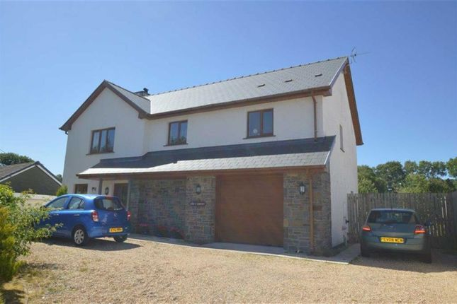 Thumbnail Detached house for sale in Can Y Gwynt, Abbey Road, Pontrhydfendigaid, Ystrad Meurig
