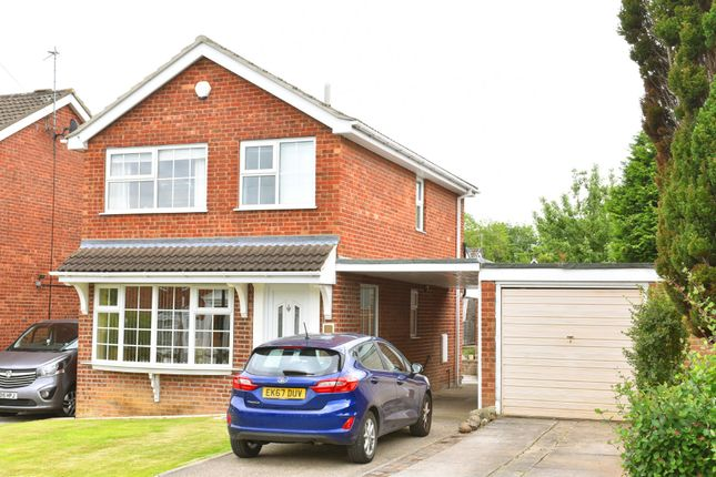 Thumbnail Detached house to rent in Fieldway, Harrogate