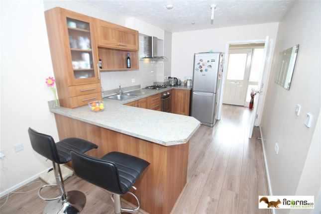 Kitchen Area of Manorhouse Close, Walsall WS1