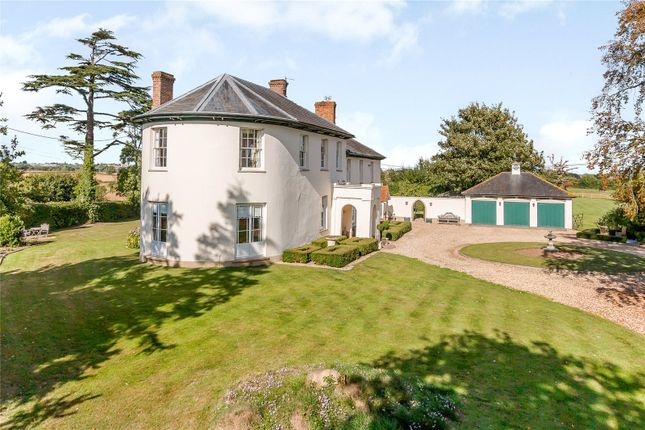Thumbnail Detached house for sale in Woolmersdon, North Petherton, Bridgwater, Somerset