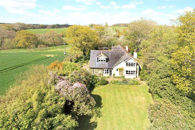 Thumbnail Detached house for sale in Edmondsham, Wimborne, Dorset