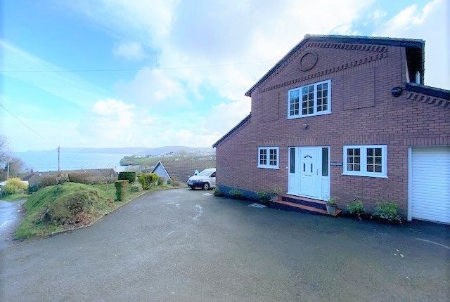 Thumbnail Detached house for sale in Rhiw Y Rofft, Aberporth, Cardigan, Ceredigion