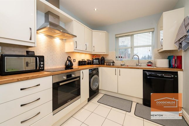 4 bed detached house for sale in Merlin Close, Brownhills, Walsall WS8