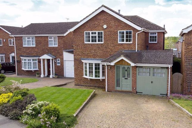 Thumbnail Detached house for sale in Windsor Avenue, Leighton Buzzard