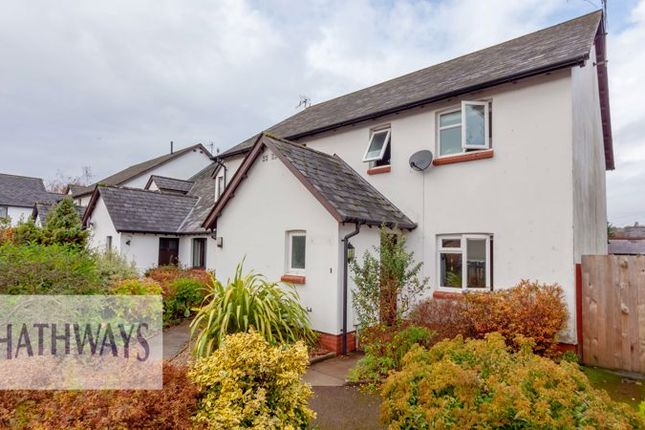 Thumbnail Terraced house for sale in Roman Gates, Caerleon, Newport